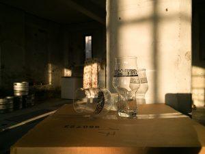 Bicchiere Birra Artigianale dr. Barbanera