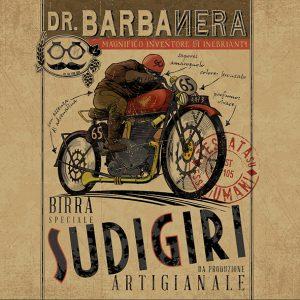 Birra artigianale stile India Pale Ale del Birrificio dr. Barbanera