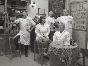 L'equipe del dr. Barbanera