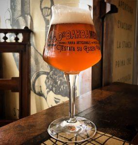 Mini Teku Bicchiere Birra Dr. Barbanera