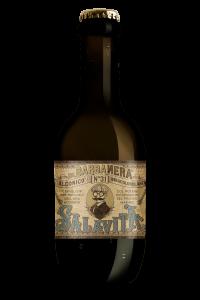 """Birra Artigianale """"SalaVita"""" stile gose Birrificio Dr. Barbanera"""