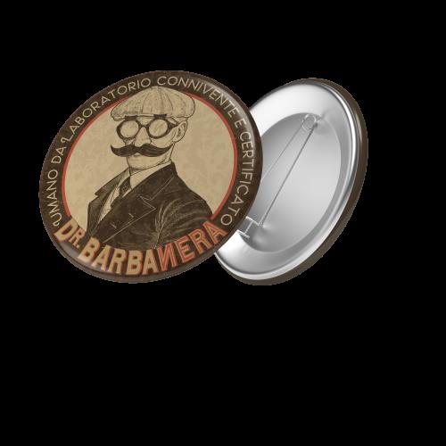 Spilla Dr. Barbanera